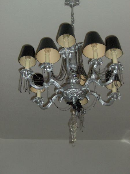 lustre baroque chic et pas cher. Black Bedroom Furniture Sets. Home Design Ideas
